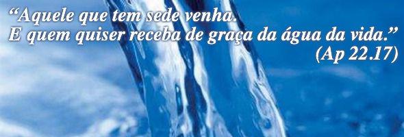 agua da vida musica