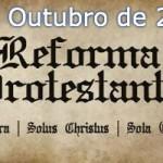 495 anos da Reforma Protestante