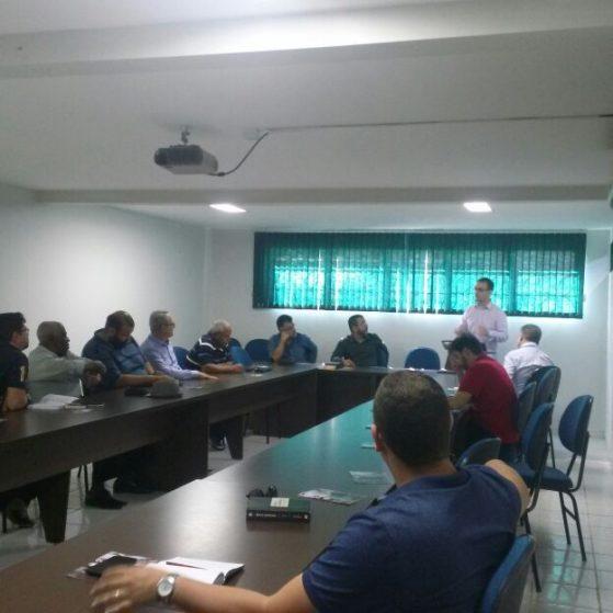 Concílio pastoral na Convenção Batista do Planalto Central (29/04/2017)