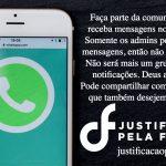 Comunidade JF no Whatsapp